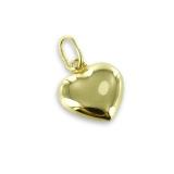 Anhänger - Kesef 3020 - 333/- Gold, Herz