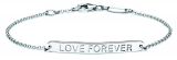 Identitäts-Armband/Anker - silver trends STG004 - 925 Silber rhodiniert