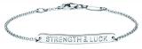 Identitäts-Armband/Anker - silver trends STG011 - 925 Silber rhodiniert