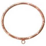 Bangle - Nikki Lissoni B1104RG19 - Edelstahl