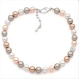 Collier - BOCCADAMO GR552CH - 925 Sterling Silber, Swarovski Perlen