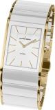 Damenuhr - Jacques Lemans 1-1940E - Quarz, Stahl IP Gold