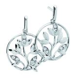 Ohrstecker - silver trends ST1160 - 925 Sterling Silber, Silber