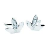 Ohrstecker - silver trends ST1401 - 925 Sterling Silber, Silber