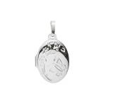 Anhänger - Gerry Eder 26.0121 - 925 Sterling Silber, ohne Stein
