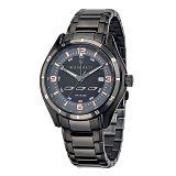 Herrenuhr - Maserati R8853124001 - Quarz, Stahl IP Black