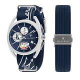 Herrenuhr - Maserati R8851132003 - Chronograph, Kunststoff
