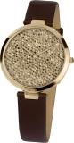 Damenuhr - Jacques Lemans 1-2035E - Quarz, Stahl IP Gold