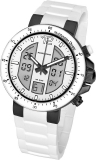 Herrenuhr - Jacques Lemans 1-1726G - Quarz, Stahl IP Black