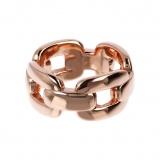 Damenring - Bronzallure WSBZ01443R-16 - Bronze Rosé vergoldet