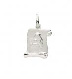 Anhänger - Gerry Eder 22.230 - 925/- Silber, ohne Stein, Schutzengel