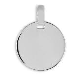 Anhänger - Kesef 6181 - 925/- Silber, Gravurplatte