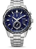 Herrenuhr - CITIZEN AT8218-81L - Chronograph, Titan